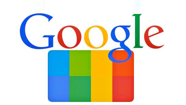 colores del logotipo de google