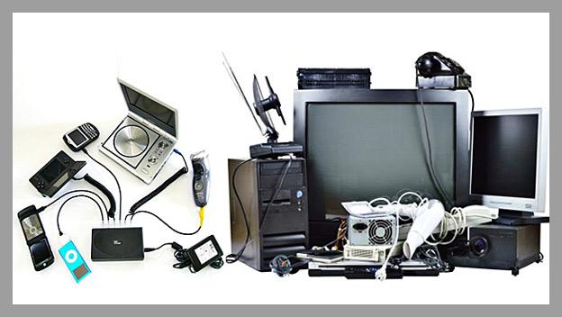 equipos electrónicos antiguos