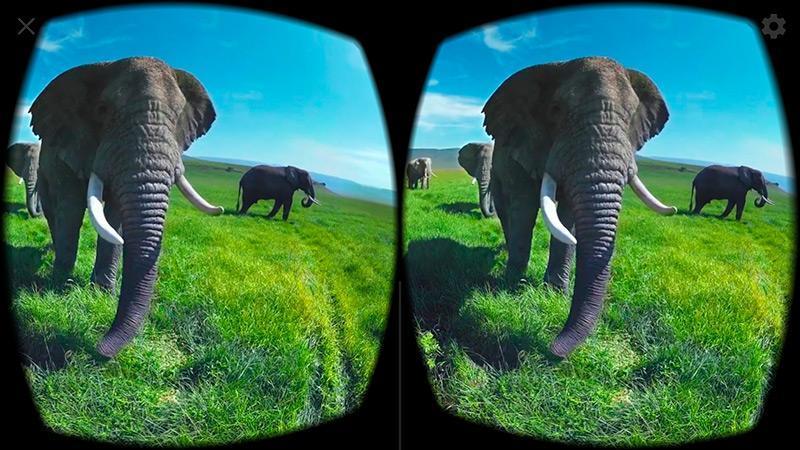 Vídeos VR mejores