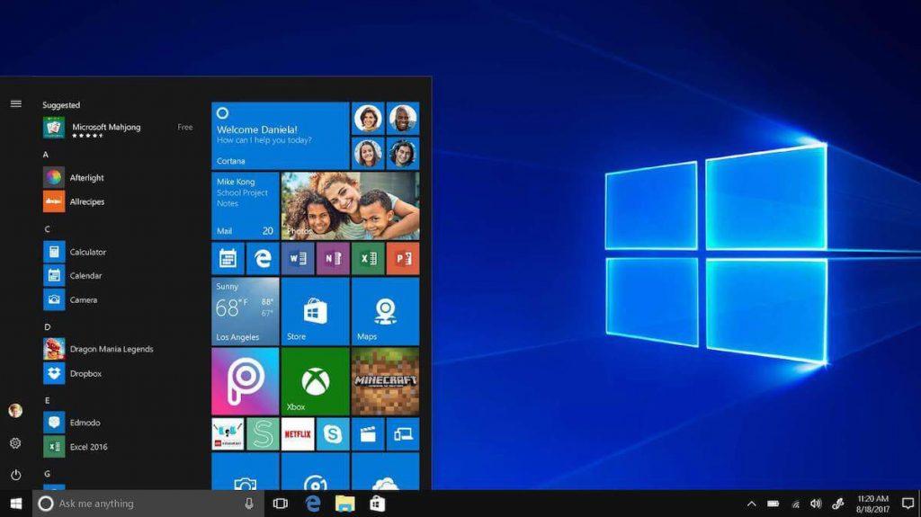 versión de Windows cuál tengo