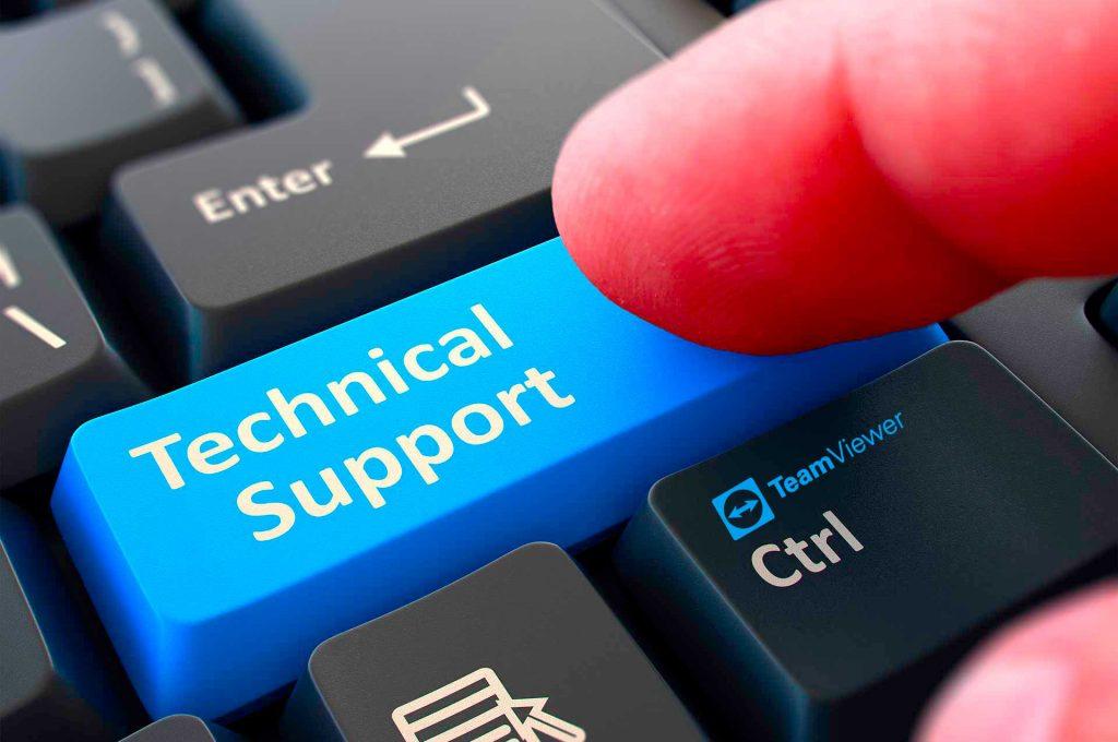 contratar técnico para repararlos problemas en los pc