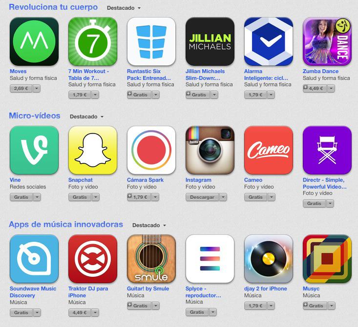 mejores apps para descargar en google play