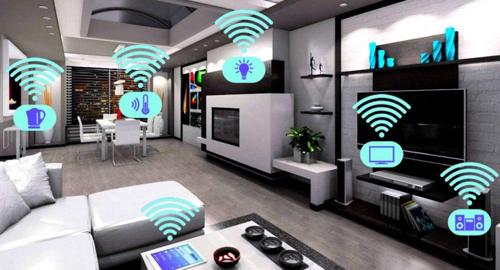 electrodomésticos con Wifi