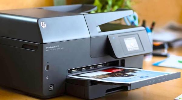 Impresora HP multifunciones