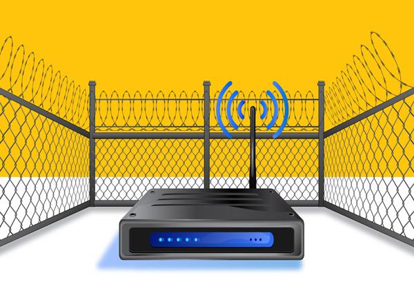mantener la seguridad de nuestro router