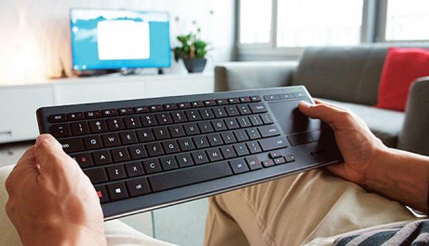 teclado para Smart tv 2020