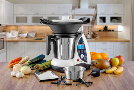 mejores robot de cocina
