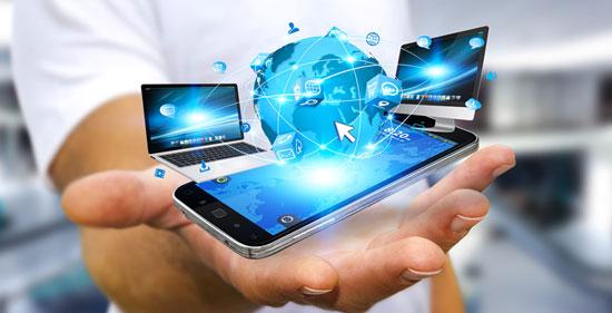 productos de tecnología y electrónica