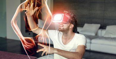 tecnología del sexo y la realidad virtual
