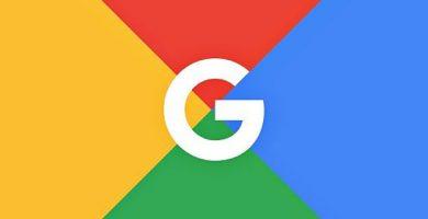 historia del logo de google