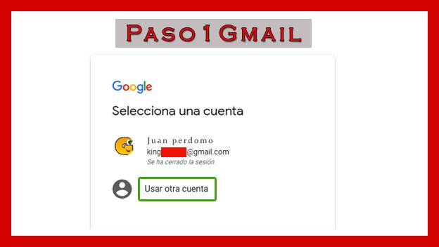 como crear una cuenta en gmail sin numero de telefono movil