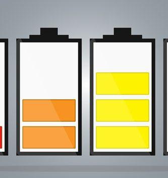 tipos de baterias para celulares