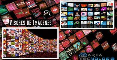 visores de imágenes, visores de fotos