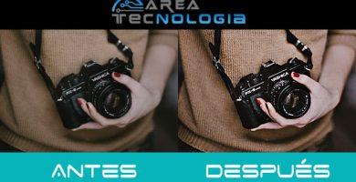 como mejorar la calidad de una imagen