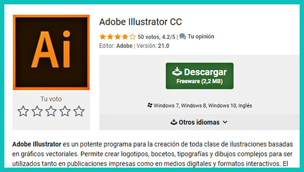 descargar adobe illustrator en ccm