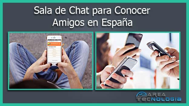 chat para conocer gente espana