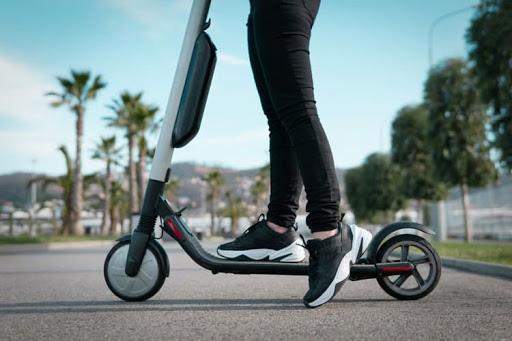 beneficios de un patinete eléctrico