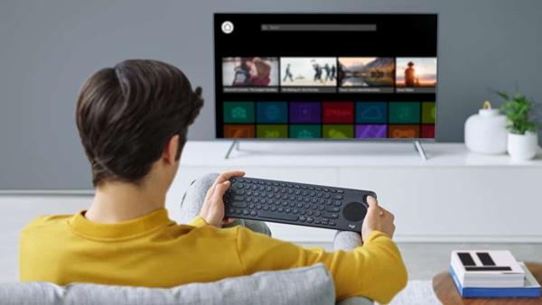 mejores teclados para Smart tv