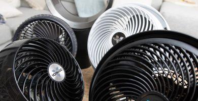 precio de los ventiladores