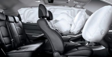tecnología del airbag