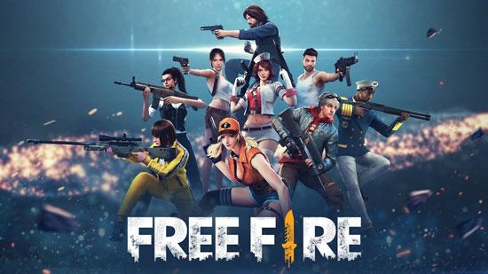 Free Fire juego