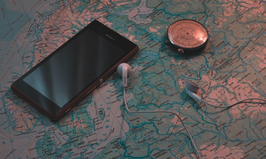 localizador de GPS